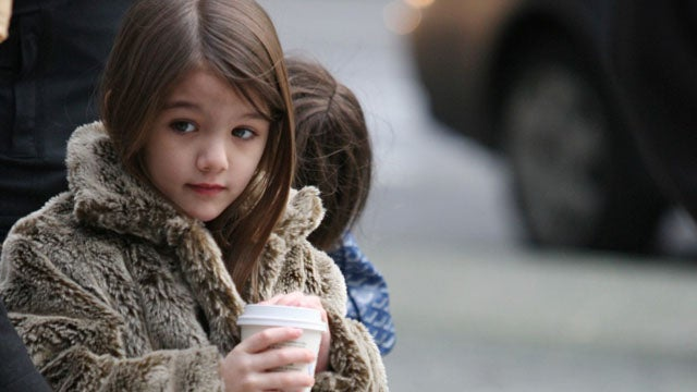 Suri Cruise Has Harsh Words For Celebrity Tots In 'Suri's Burn Book'