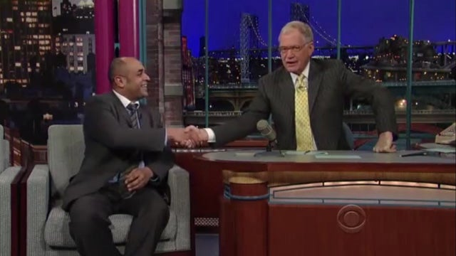How I sold a Ford Fusion to David Letterman on stage