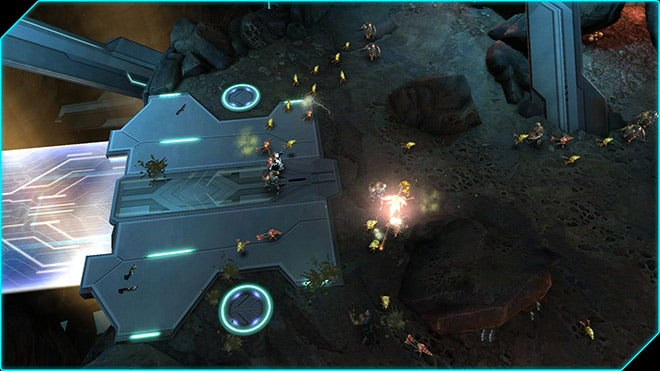 Halo: Spartan Assault is Coming to Xbox 360 and Xbox One