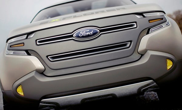 2011 Ford Explorer: What To Expect