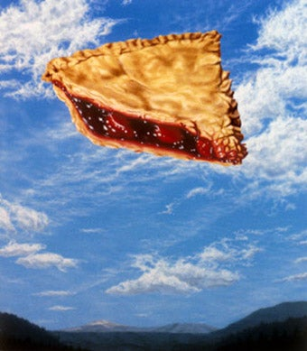 The Mortal Kombat vs. Street Fighter Pie In The Sky