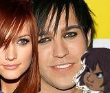Pete Wentz, Ashlee Simpson: Being annoying at Central Park