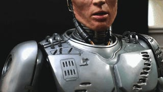 RoboCop Brought to Life in This Custom Sculpture