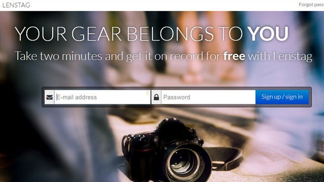 Lenstag Registers Your Expensive Camera Gear in Case It Gets Stolen