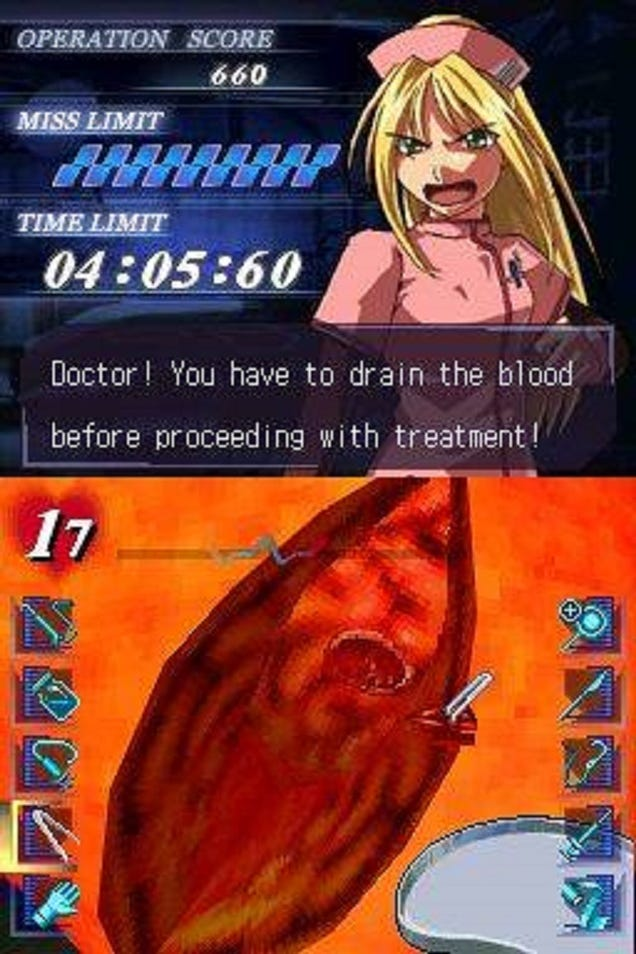 Anime Surgeon Game of The Week-Surgeon