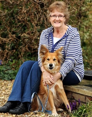 "Collie Saves Owner By ""Telling"" Her She Has Breast Cancer"