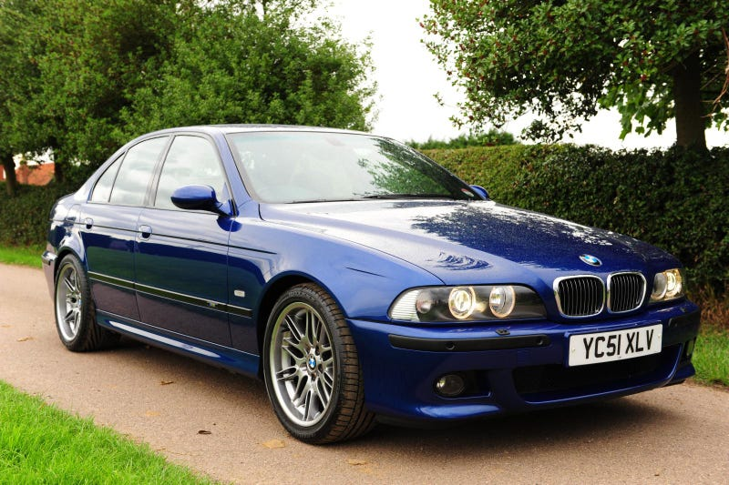 Just Found Out My Brother is Bringing an e39 M5 to Dinner