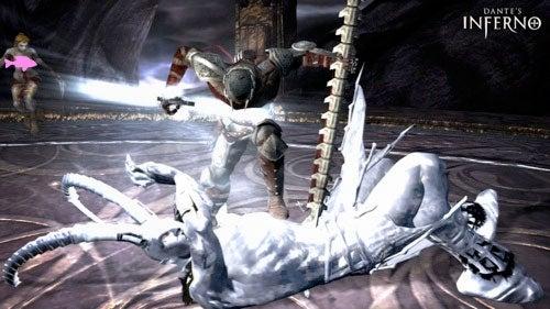 The Lusty Screenshots of Dante's Inferno