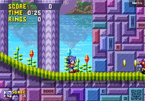 Create And Share Your Own 2D Sonic Levels