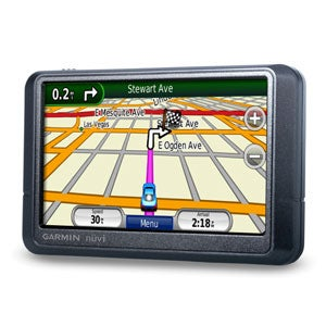 Garmin Tosses 4 More GPS Navigation Units Into The Ring