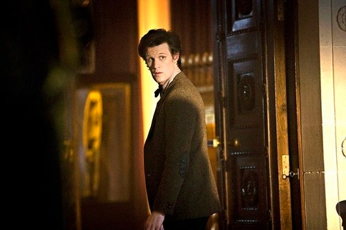 Doctor Who finale images