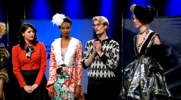 Live Blogging Project Runway All Stars, Week 7