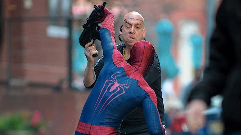 Get ready for The Amazing Spider-Man 3 and 4!