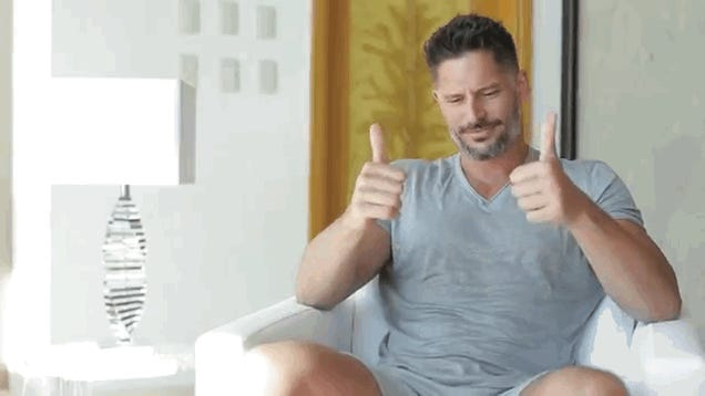 Joe Manganiello and His Abs Named People's Hottest Bachelor