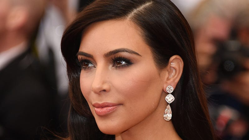 ​Baby North Has Helped Kim Kardashian Become More Low-Maintenance