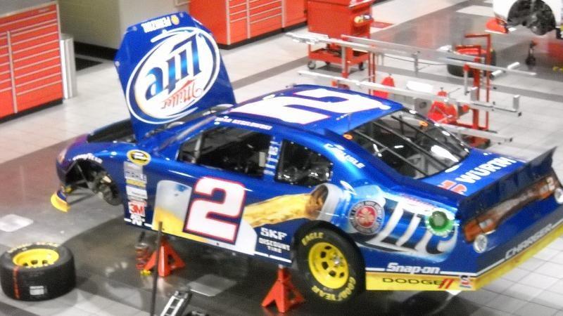 Dodge NASCAR Gallery
