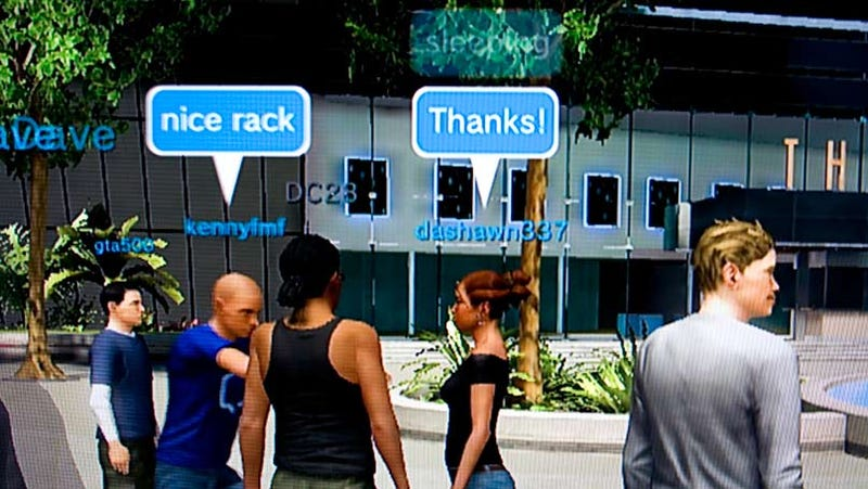 G4's Priming a Flashmob in PlayStation Home Tonight
