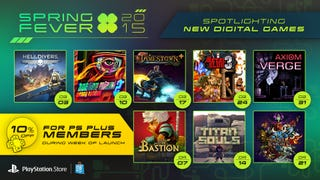 Cure Spring Fever With Brand New Deals From PlayStation Store