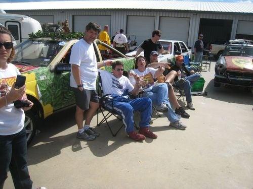 Penalties Of The 2009 Yeehaw It's Texas 24 Hours Of LeMons