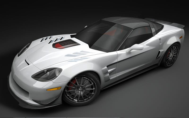 Hennessey Corvette ZR1 Z700 Package To Hit Nurburgring With 705HP