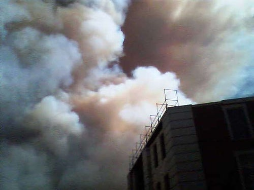 The Great Burbank Fire Of 2007: The Photo Gallery