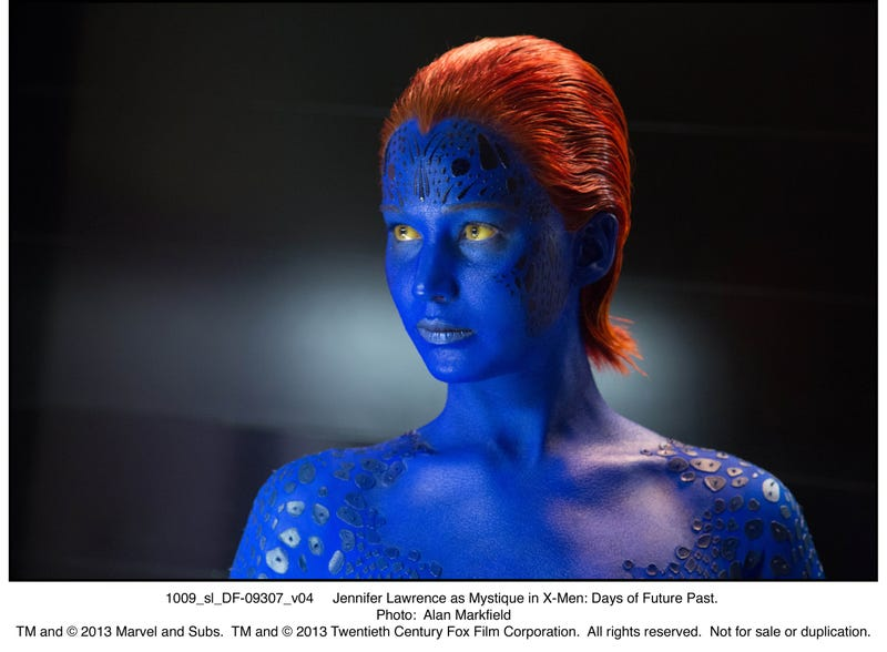 30 images from X-Men: Days of Future´s Past take us back in mutant time