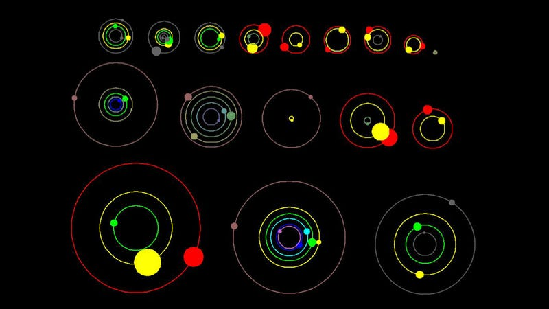 Meet the galaxy's 26 newest planets