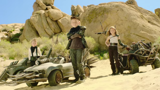 Things That Need To Happen: <i>Mad Max</i> Power Wheels