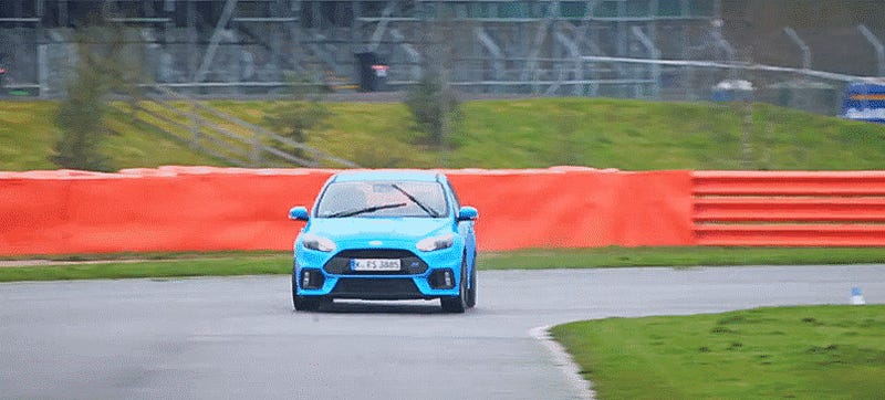 The Ford Focus RS Is Way More Of A Driver's Car Than A Mustang