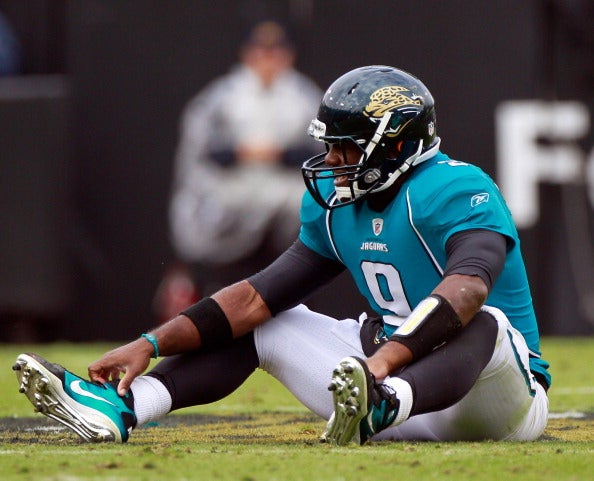 The Jaguars Cut An Injured David Garrard Because They're Cheap, His Agent Says