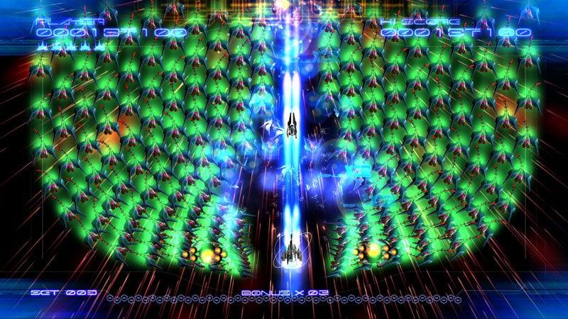 Galaga Legions Hands On Impressions: Heavenly Galaga Hell