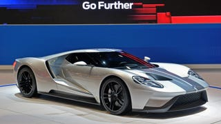 My thought on the Ford GT