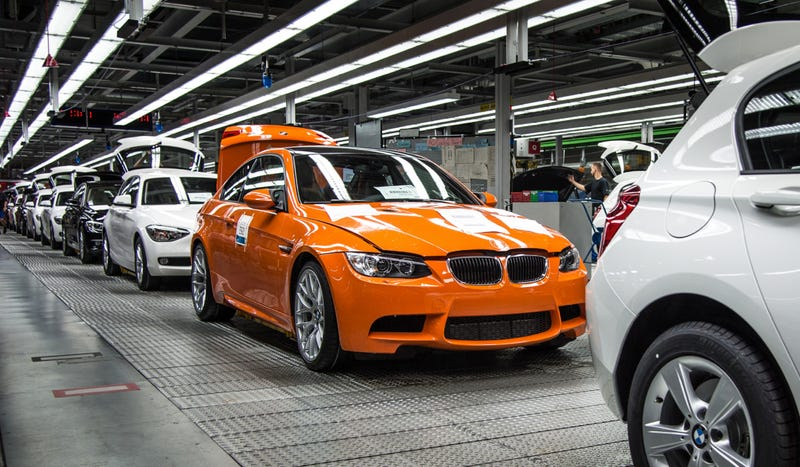 The BMW M3 Coupe Is Officially Dead