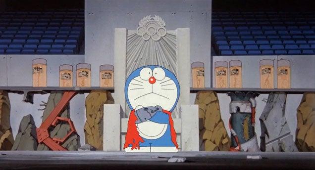 Doraemon Meets Akira In This Bleak Vision of the Future
