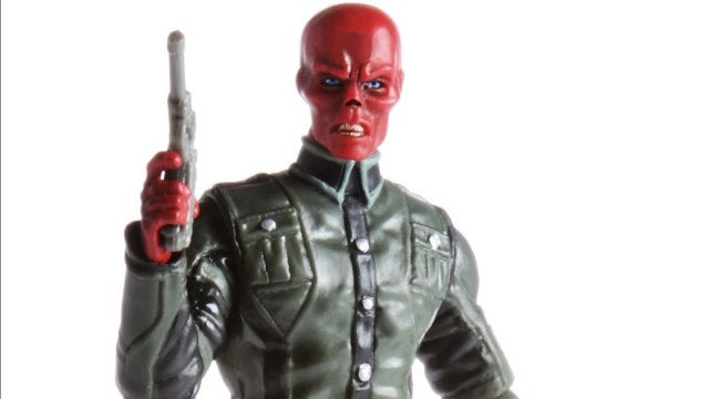 Get a better look at Captain America's Red Skull And His Hydra Minions