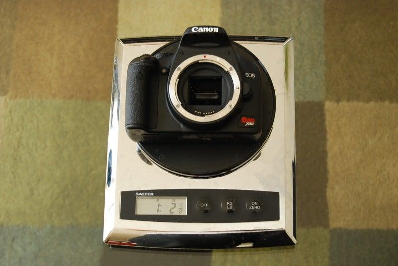 Entry-Level DSLR Battlemodo: Canon Rebel XSi vs. Sony Alpha a350 vs. Nikon D60 vs. Olympus E-420