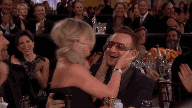 Everything You Need to Have Seen from Last Night's Golden Globes