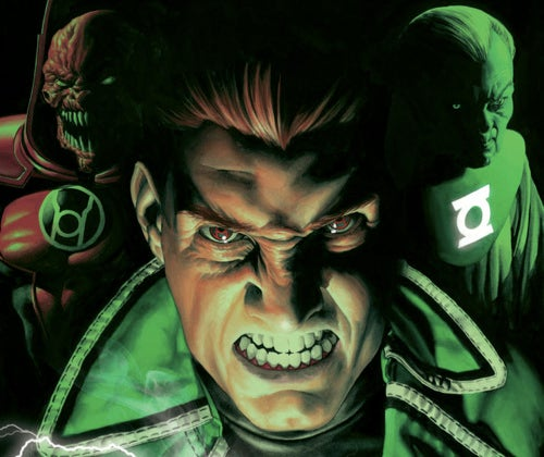 Guy Gardner, Harry Potter knock-offs, and Stephen King's son run comics this week