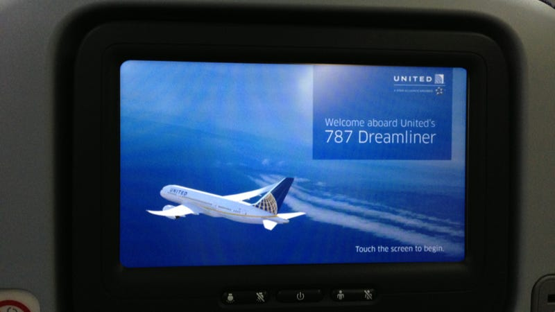 I Was A Passenger On The First Boeing 787 Dreamliner Flight In The U.S.