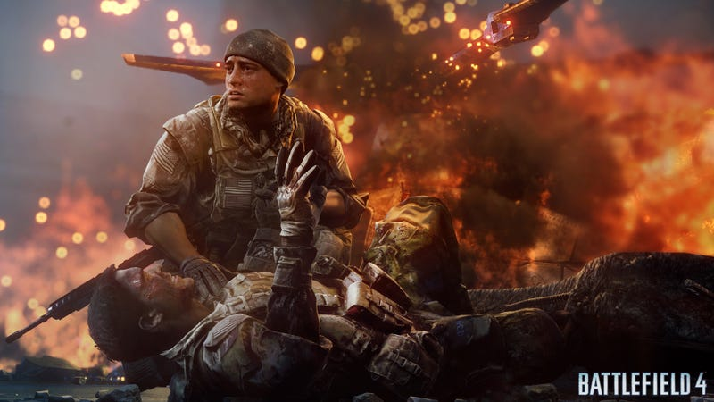 Battlefield 4 Servers Attacked