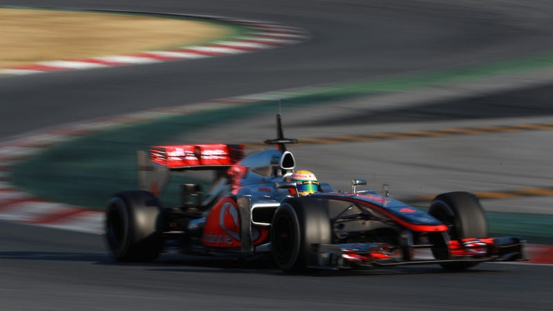 Why McLaren Should Win the F1 Title In 2012