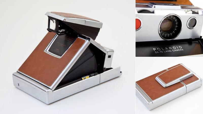 Photojojo's Beautifully-Restored 70s Polaroid Is Worth the $300