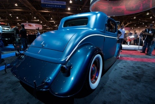 EcoBoosted 1934 Ford Gallery
