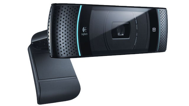 Logitech's TV Cam Lets You Skype Through Panasonic TVs