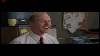 <i>Shaun Of The Dead</i> Outtake Features Simon Pegg As Joh