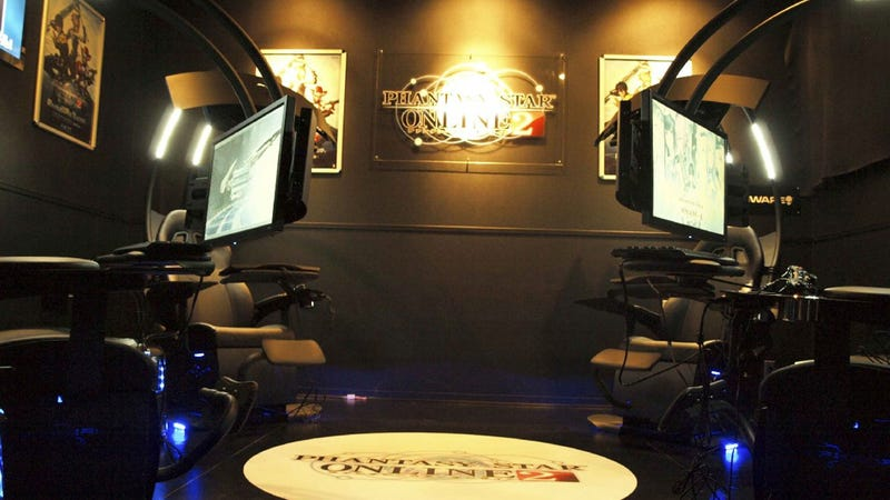 The Most Amazing Place to Play Phantasy Star Online 2 in Japan