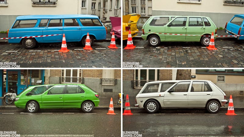 What Do These Crazy Hacked Cars Have To Do With Michel Gondry's Next Film?