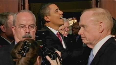 "Liveblogging Obama's Fake Muslim ""State of the Union"""