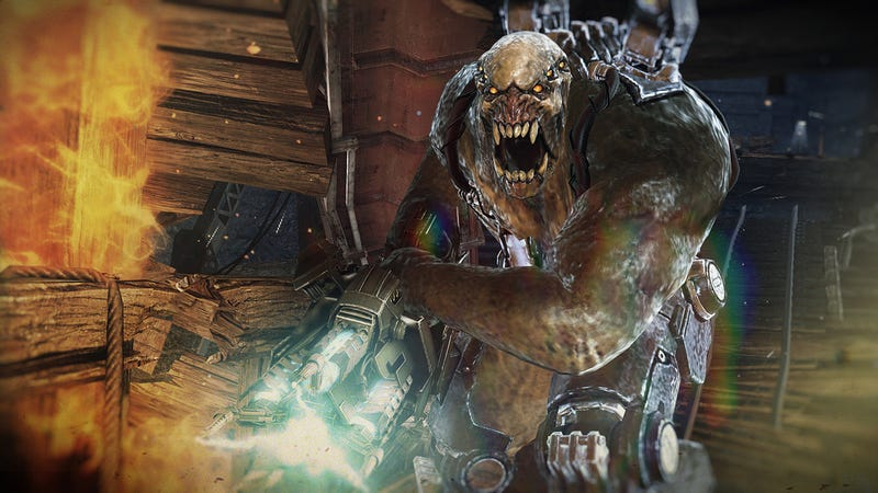 First Resistance 3 Screens Paint A Grim Picture