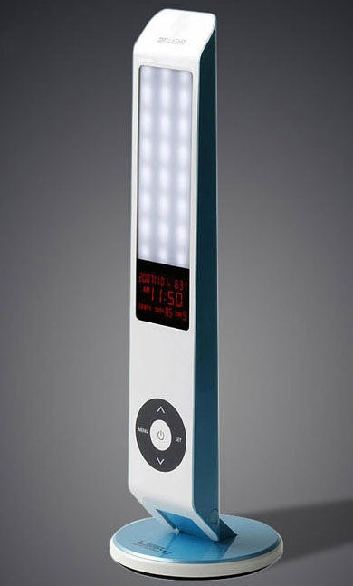 Dr. Light Alarm Clock Sheds Light on Your Circadian Rhythms